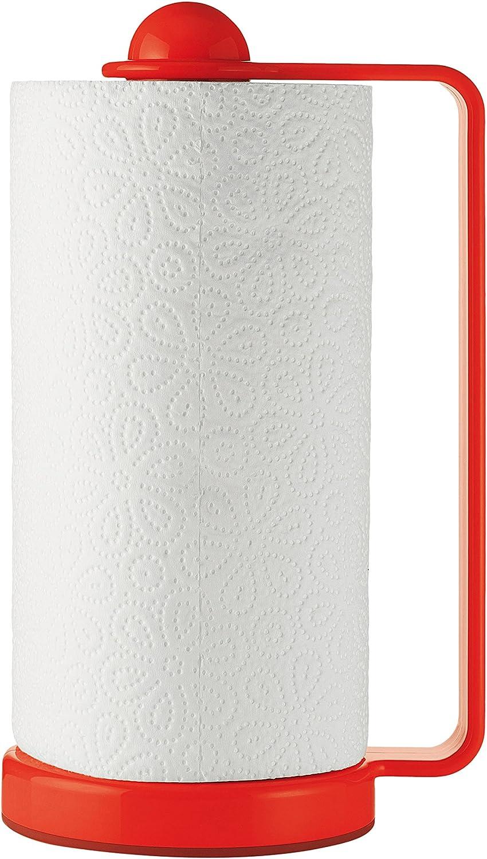 Guzzini K/üchenrollenhalter 31 Kunststoff Rot 14557