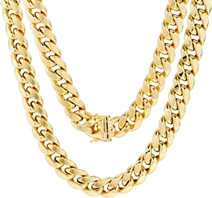 Made In Italy 10k Gold 22 Inch Hollow Figaro Chain Necklace Jcpenney