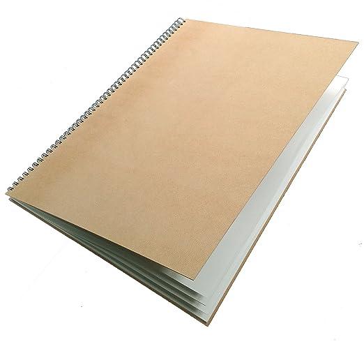 53 opinioni per Artway Enviro- Quaderno da disegno spiralati- Cartoncino riciclato 100%-