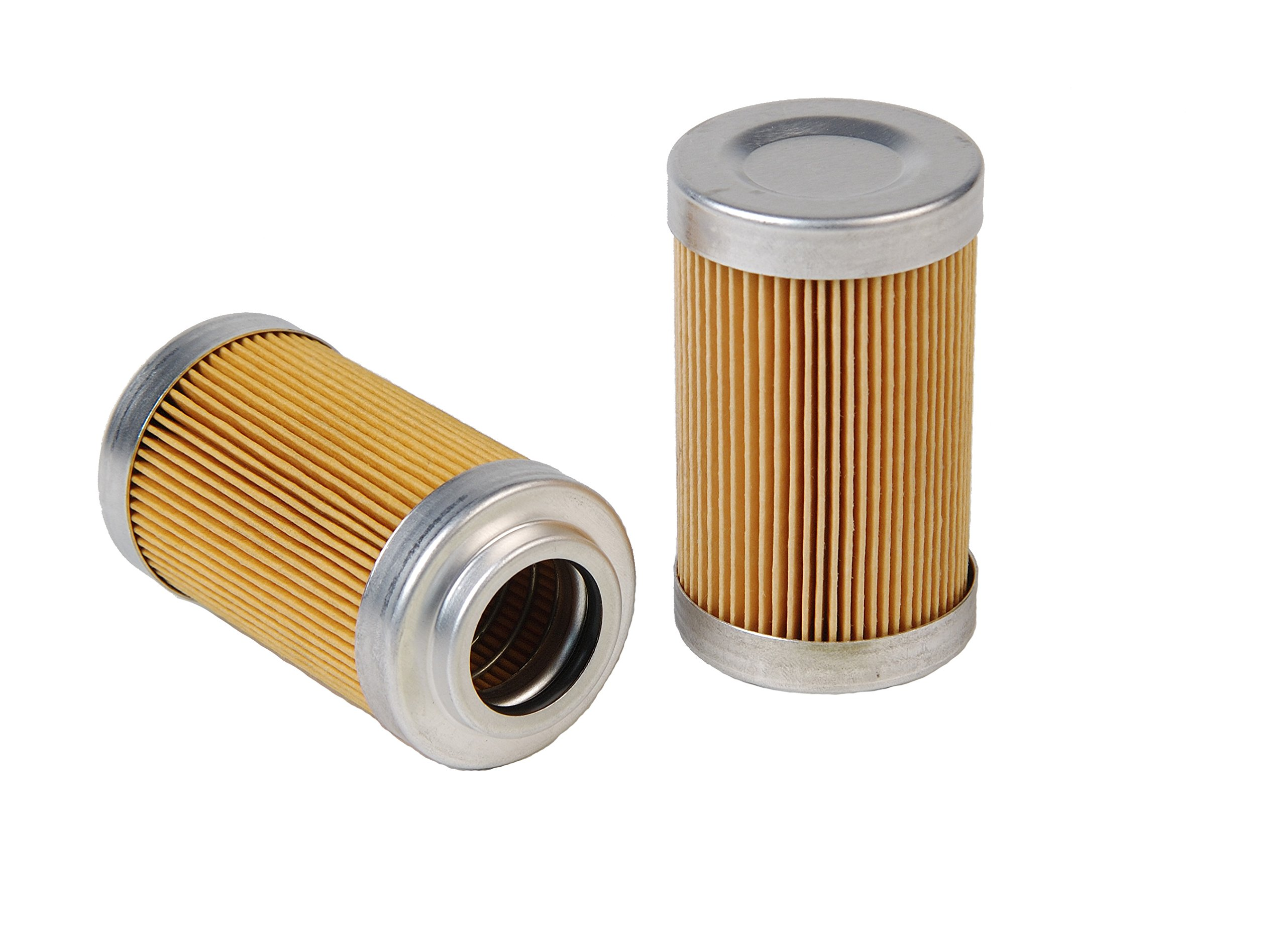 Aeromotive 12601 Replacement Filter Element, 10-Micron Cellulose, Fits All 2'' OD Filter Housings