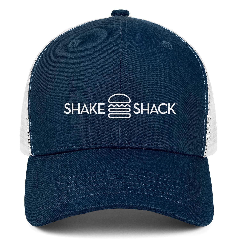 WintyHC Shake Shack Sign Cowboy Hat Trucker Hat Adjustable Fits Baseball Cap