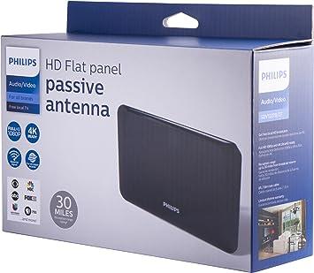 Review Philips SDV1227B/27 Flat Panel