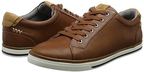 Wen-r, Zapatos de Cordones Derby para Hombre, Azul (Dark Blueflow), 42 EU Aldo