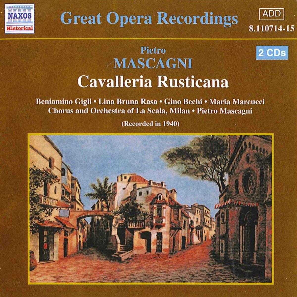 Cavalleria Rusticana by Naxos