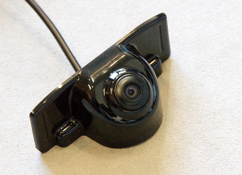 einfache Montage /über Chinchstecker Mac Audio RVC 1 R/ückfahrkamera schwarz f/ür alle g/ängigen Moniceiver Sichtwinkel: 170/°