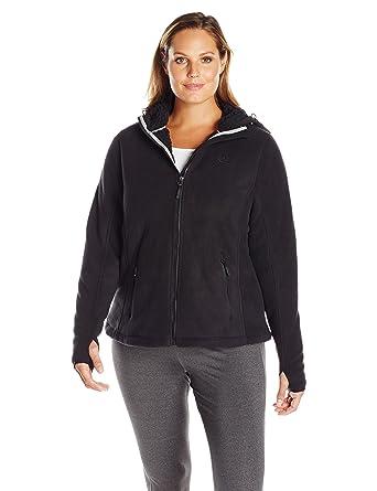 7a939ac8ee7 Champion Women s Plus Size Fleece Jacket with Hood