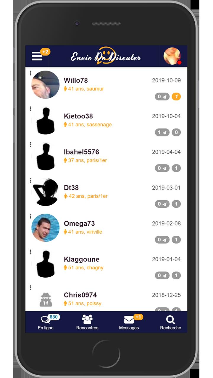Quieres Hablar - Chat en línea, mensajería privada, video