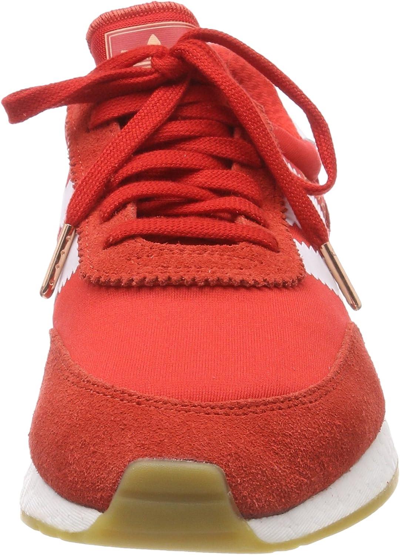 adidas Herren Iniki Runner Sneaker Rot Red Footwear White Gum