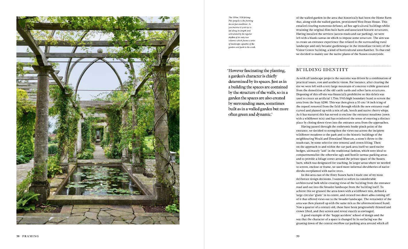 At West Dean: The Creation of an Exemplary Garden: Amazon.es: Buckland, Jim, Wain, Sarah: Libros en idiomas extranjeros