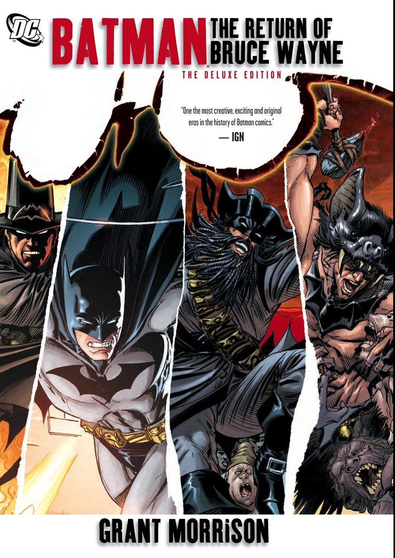 Batman: The Return of Bruce Wayne pdf