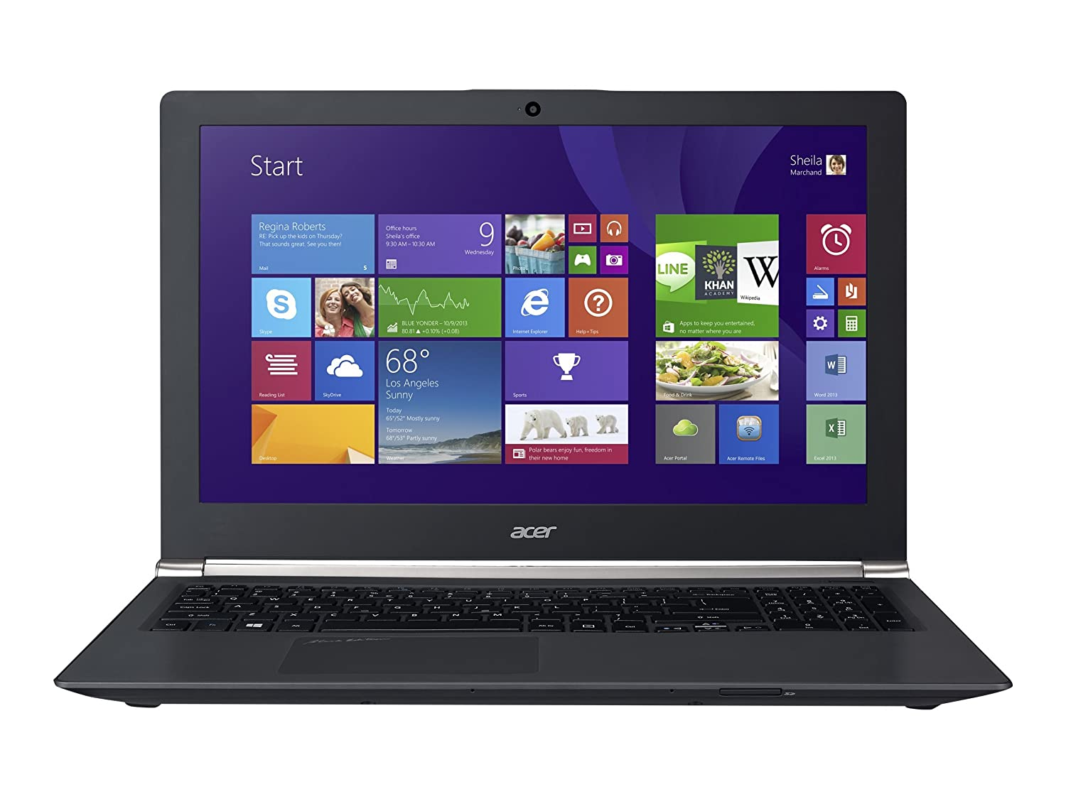 Acer Aspire VN7-571 Intel Chipset Drivers Windows 7
