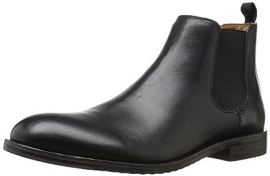 FRYE Men's Sam Chelsea Boot, Black, ...