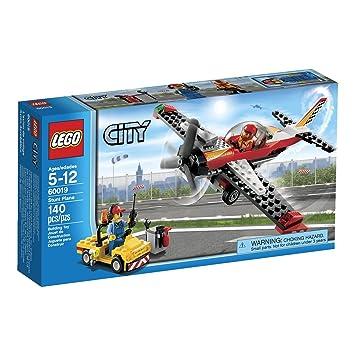 Amazon.com: LEGO City 60019 Stunt Plane Toy Building Set: Toys & Games