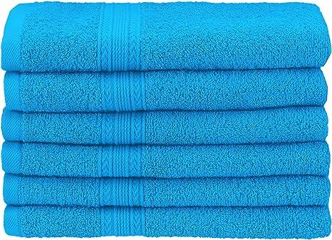 Luxury 3 Piece Towels Set Ringspun Cotton Face,Hand /& Bath Towel City