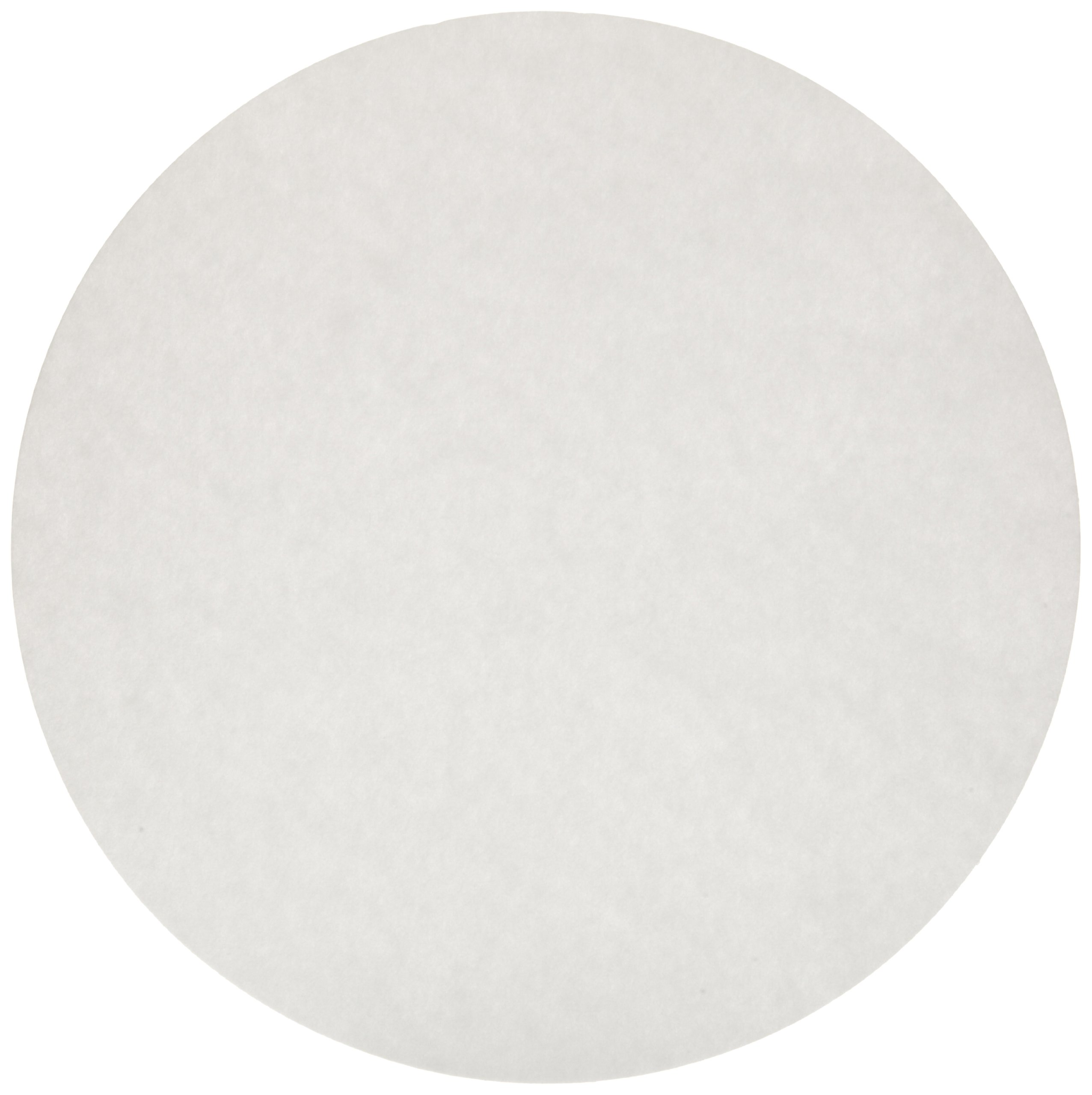 Ahlstrom 6130-2050 Qualitative Filter Paper, 20.5cm Diameter, 6 Micron, Medium Flow, Grade 613 (Pack of 100) by Ahlstrom (Image #1)
