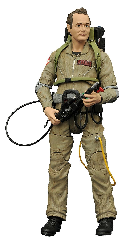 We/'re Back Peter Venkman Action Fi... DIAMOND SELECT TOYS Ghostbusters 2 Select
