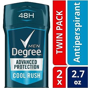 e2e0e658e Amazon.com   Degree Men Advanced Protection Antiperspirant Deodorant ...