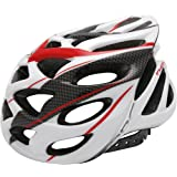Amazon.com : Orbea Odin Helmet (White/Blue, Small) : Bike ...