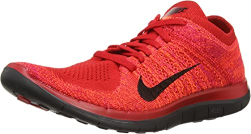 Nike Free 4 0 Flyknit Men S Running Shoes Amazon Co Uk Shoes Bags