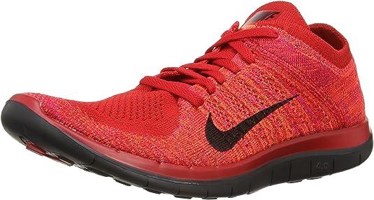 Nike Free 4.0 Flyknit - Zapatillas para hombre: Amazon.es: Zapatos y complementos