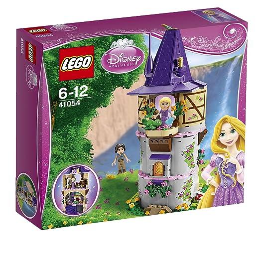 614 opinioni per Lego Disney Princess 41054- La Torre della Creatività di Rapunzel