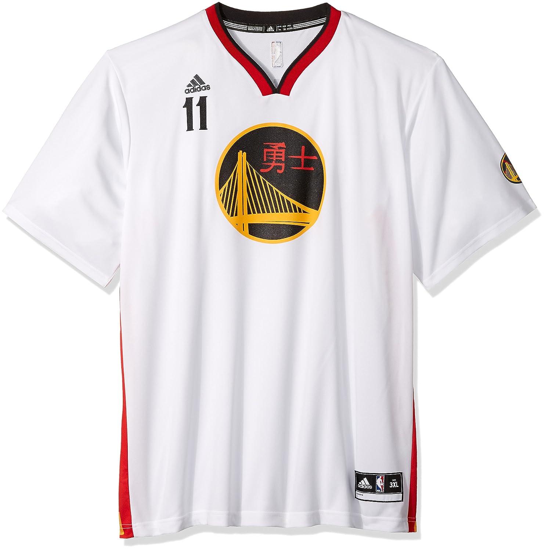 f9ea20c3b NBA Golden State Warriors Klay Thompson #11 Men's Replica Jersey, Jerseys -  Amazon Canada