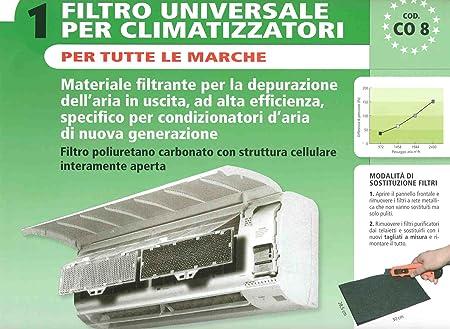 Climatisation Vent sortie Sauf odeur anti-poussi/ère Conditionneur dair Filtre Tissu Mesh Nettoyage 4Pcs climatiseur