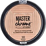 Maybelline Master Chrome Metallic Highlighter Powder - Molten Gold