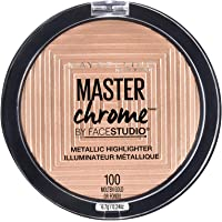 Maybelline Master Chrome Metallic Highlighter Powder - Molten Gold, 6.7g