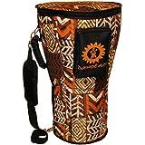 Djembe Art - fine drums - Das Original, Djembe Tasche, Bag1M, Medium - Für Afrikanische Trommeln