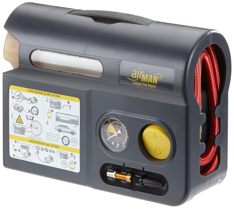 AirMan 71 - 061 - 011 resq Pro Neumáticos para reparación de pinchazos de Juego: Amazon.es: Coche y moto