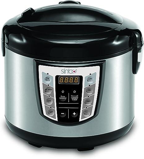Sinbo SCO5037 - Robot de cocina (700 W, 6 programas automáticos): Amazon.es: Hogar