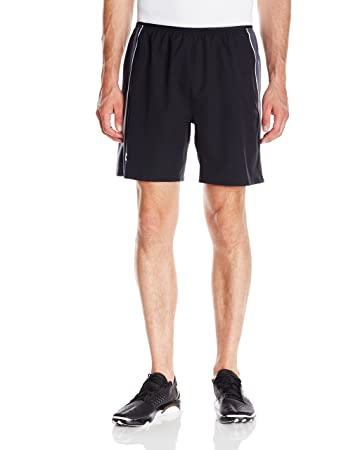 Under Armour Men's CoolSwitch Run Shorts, Black (001)/Reflective, Small