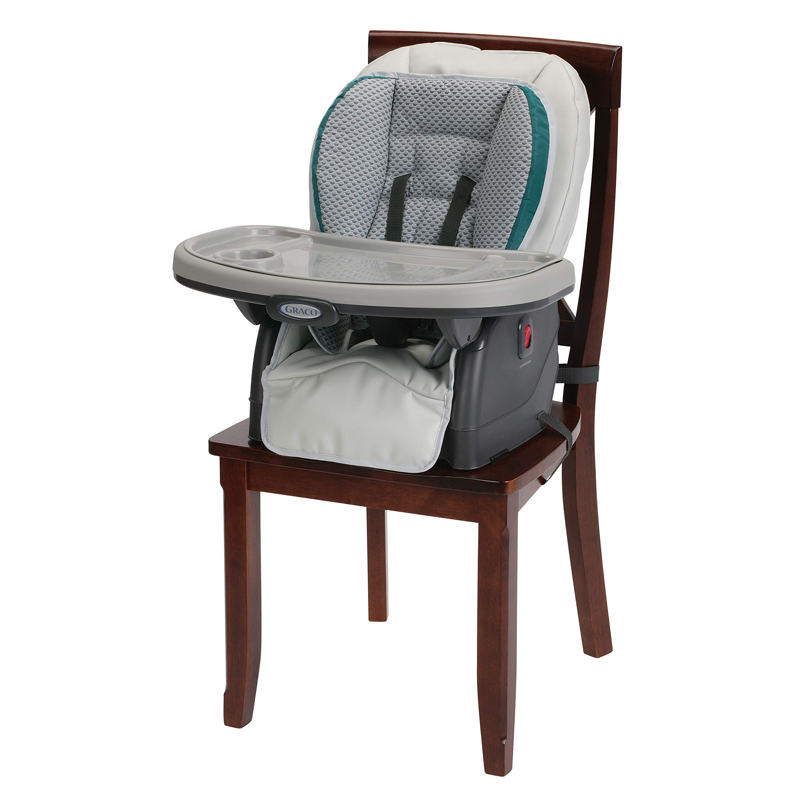 Graco Blossom 6-in-1 Convertible Highchair, Sapphire by Graco (Image #4)