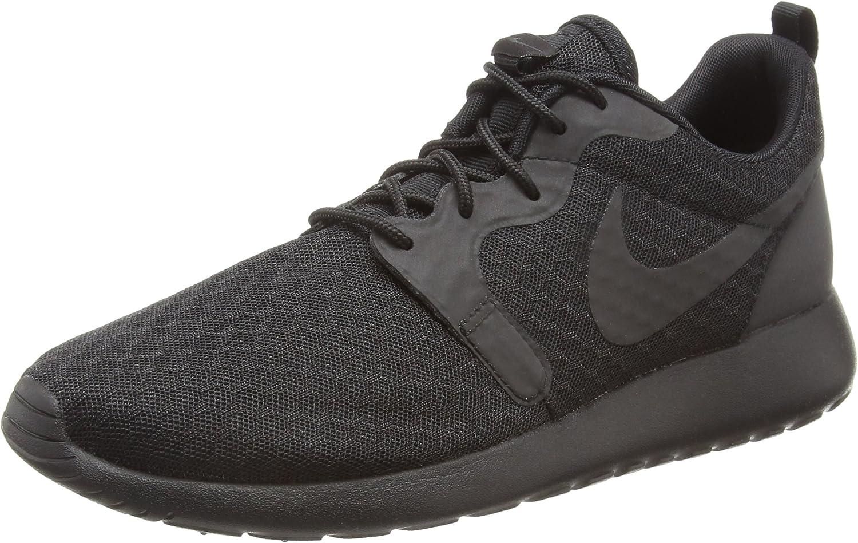 más y más revolución Seminario  Amazon.com | Nike Roshe One Rosheone Retro Premium Hyperfuse Print Sneaker  Current Model, Color:Negro 636220-005;Talla EU:EUR | Road Running
