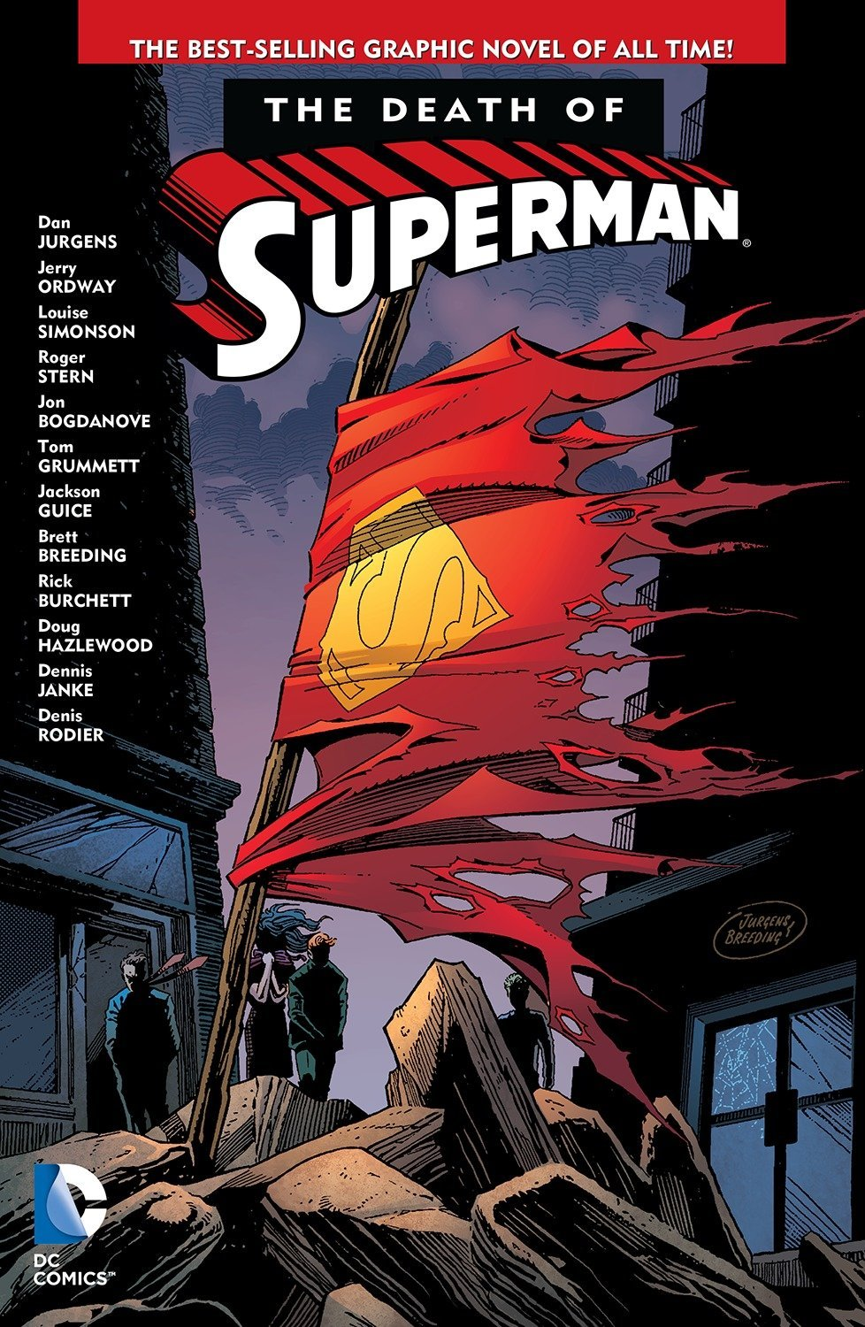 The Death of Superman by DC Comics