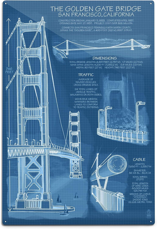 Poster Many Sizes; Fort Point Golden Gate Bridge Construction San Francisco 193
