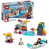 LEGO l Disney Anna's Canoe Expedition 41165 Building Kit, New 2019