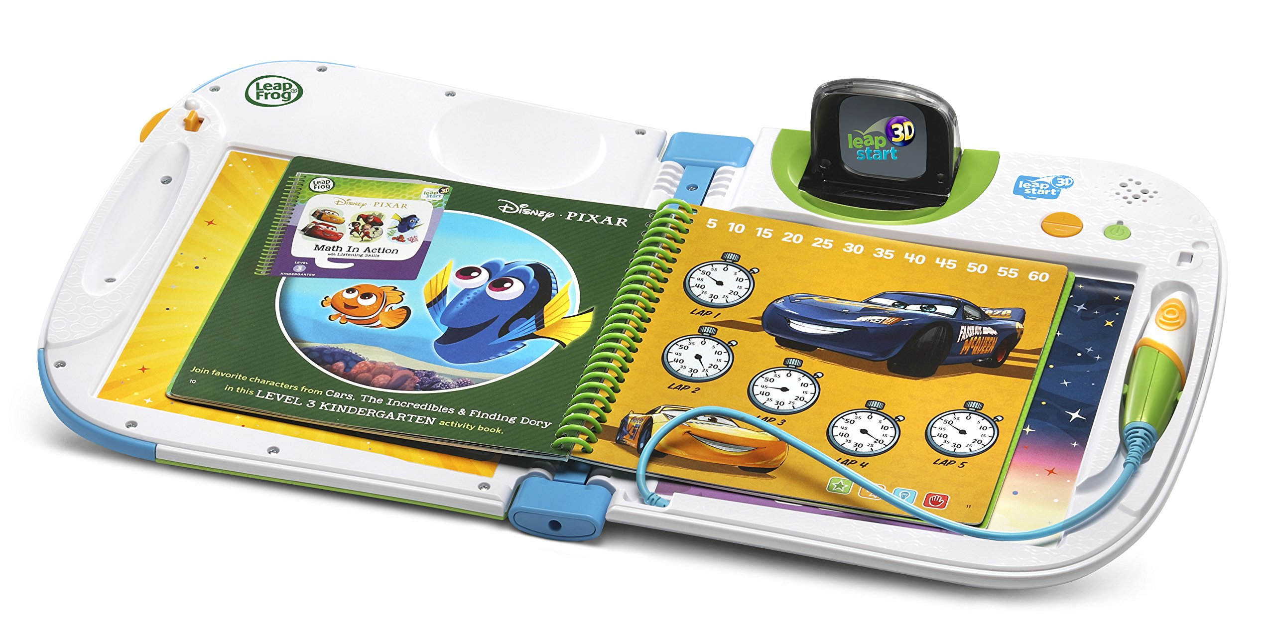 LeapFrog LeapStart 3D Interactive Learning System (Frustration Free Packaging), Green by LeapFrog (Image #9)