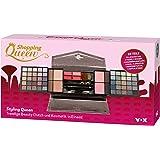 Shopping Queen Style Queen: Beauty Clutch und Kosmetik in einem, 64 Stück