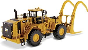 Caterpillar 988K Wheel Loader with Grapple High Line Series Vehicle