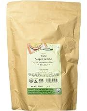 Davidson's Tea Bulk, Tulsi Ginger Lemon, 16-Ounce Bag