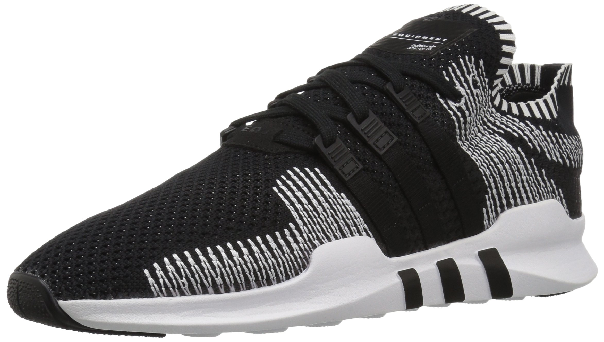 best service 30168 f6e32 adidas Originals Men's EQT Support ADV PK, Black/White, 10 Medium US