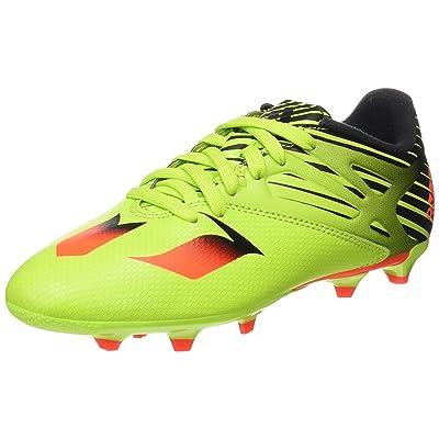 adidas Messi Terrain Souple/Synthétique Junior, Chaussures de Football Amricain Mixte Enfant