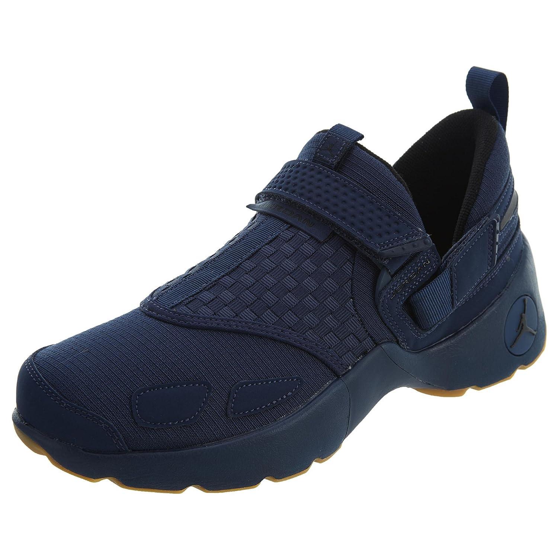 Nike メンズジョーダンtrunner lxのファッション - スニーカー897992-401_11 - ミッドナイトネイビー/ブラックガムイエロー11 m米ミッドナイトネイビー/ブラックガムイエロー B07847D9PN