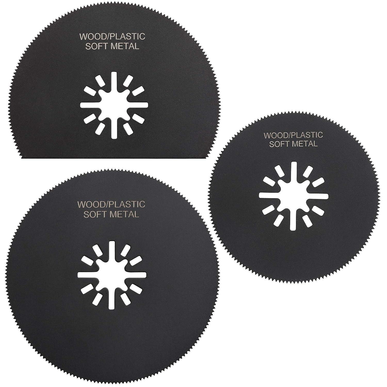Set de 100 Accessoires pour l/'outil Multifonctions Multitool