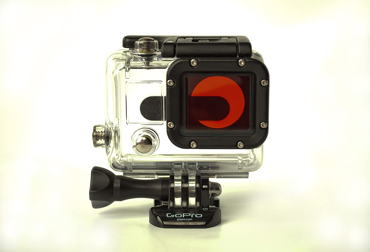 Underwater Housing Red Filter for GoPro HD Hero 3   B00A00BKEA