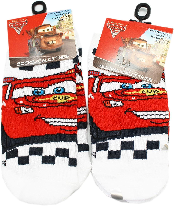 Disney Cars Lightning McQueen Socks Pack of 2