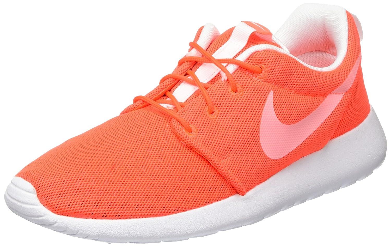 Nike Herren Roshe One Br Laufschuhe  42.5 EU Rot (Total Crimson/White)