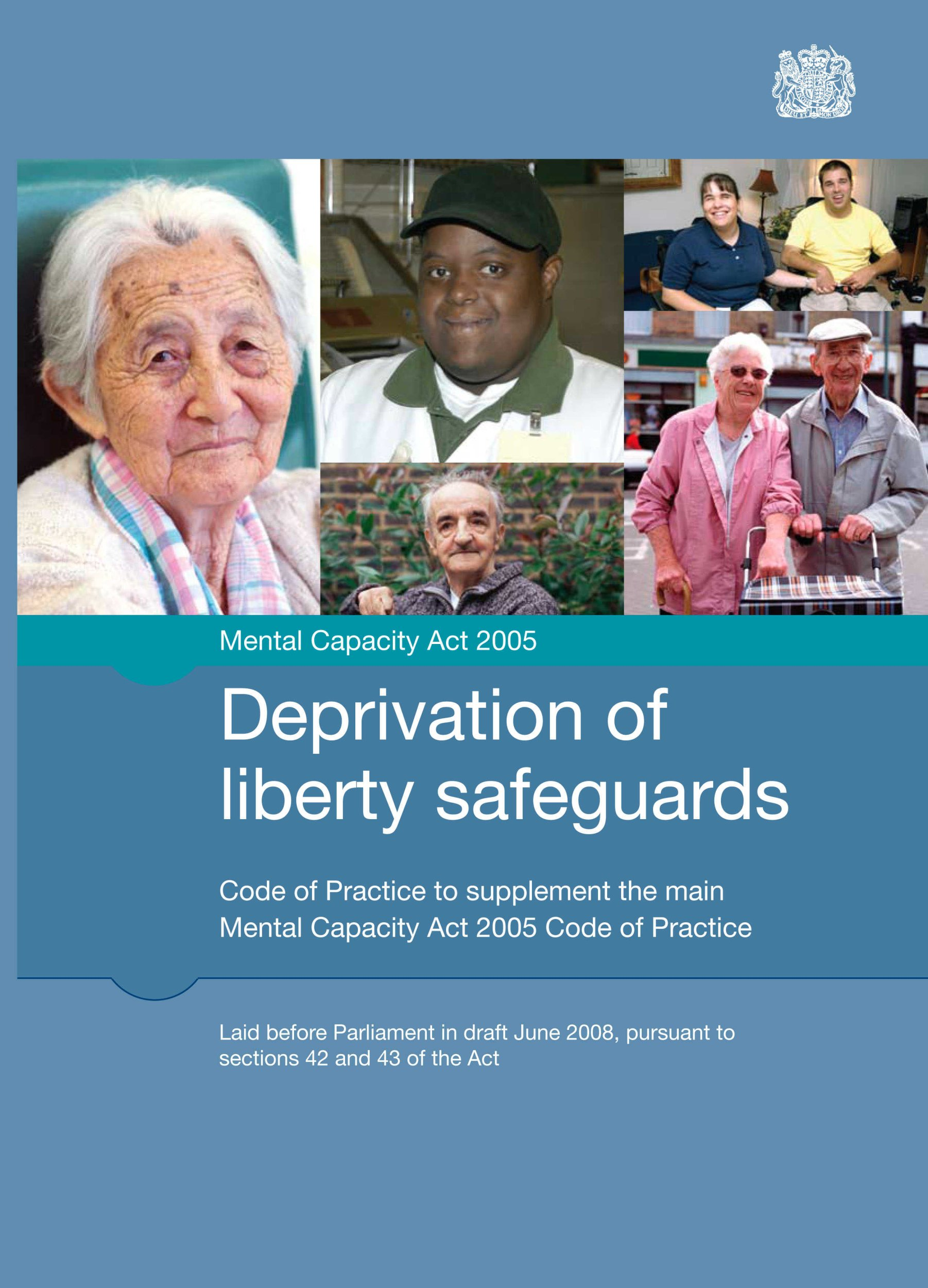 the deprivation of liberty safeguards dols handbook amazon co uk